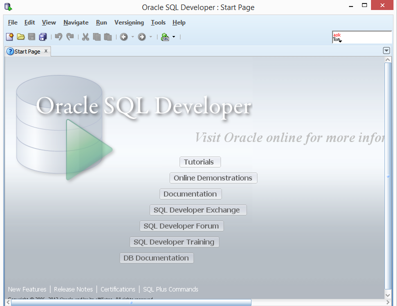 High Efficiency with SQL Developer 12c | Climbing Olympus
