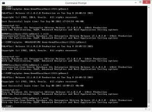SQL*Plus Last Login Time