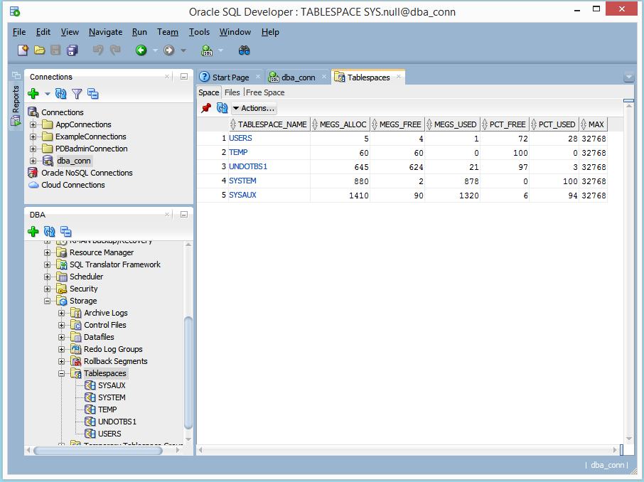 Create Pluggable Database using the seed database as a template (3/6)